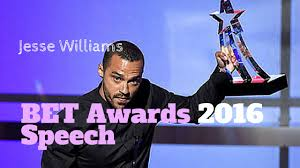 Watch: Jesse Williams Gives Stirring Speech About Racism at BET Awards