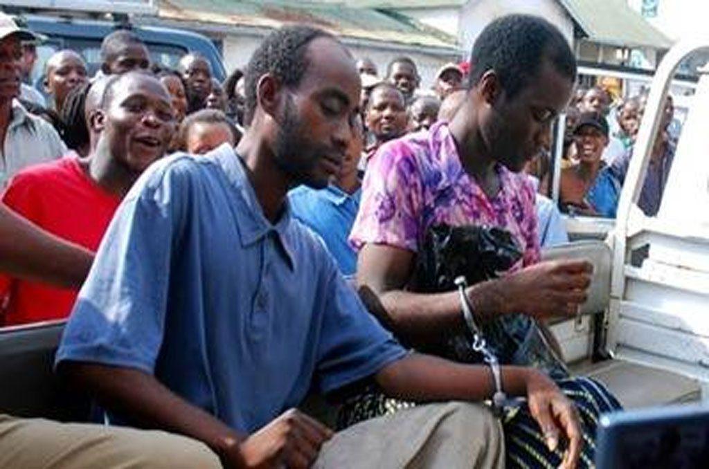 Police begin clampdown on gay men as 38 homosexuals are arrested in Bauchi, Nigeria