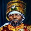 Emperor Menelik II Of Ethiopia (Aug 17, 1844-1913)