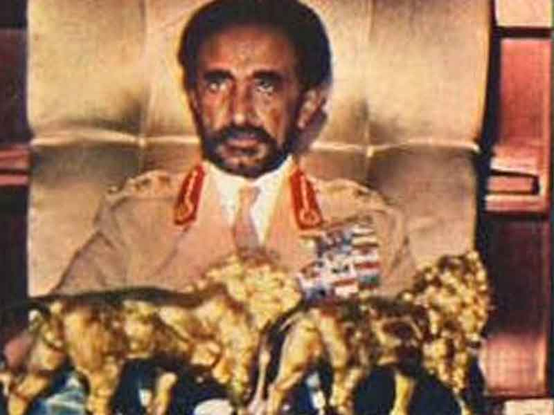About Emperor Haile Selassie I