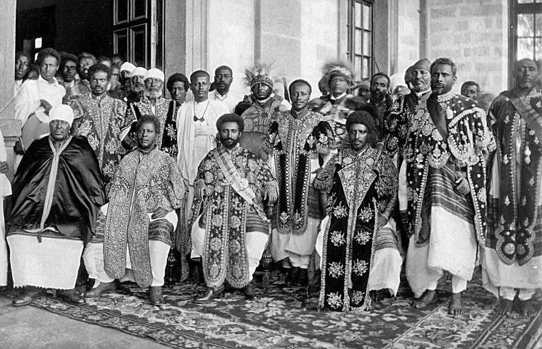 Solomonic Dynasty (1889-1936)