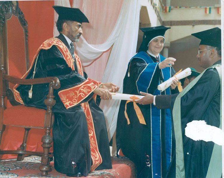 Speech:  Public Health Graduation – Gondar