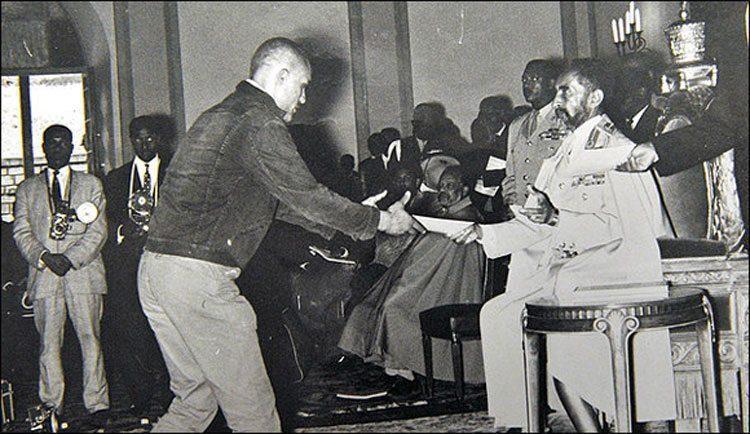 Speech: First Graduation Exercises of Haile Selassie I University