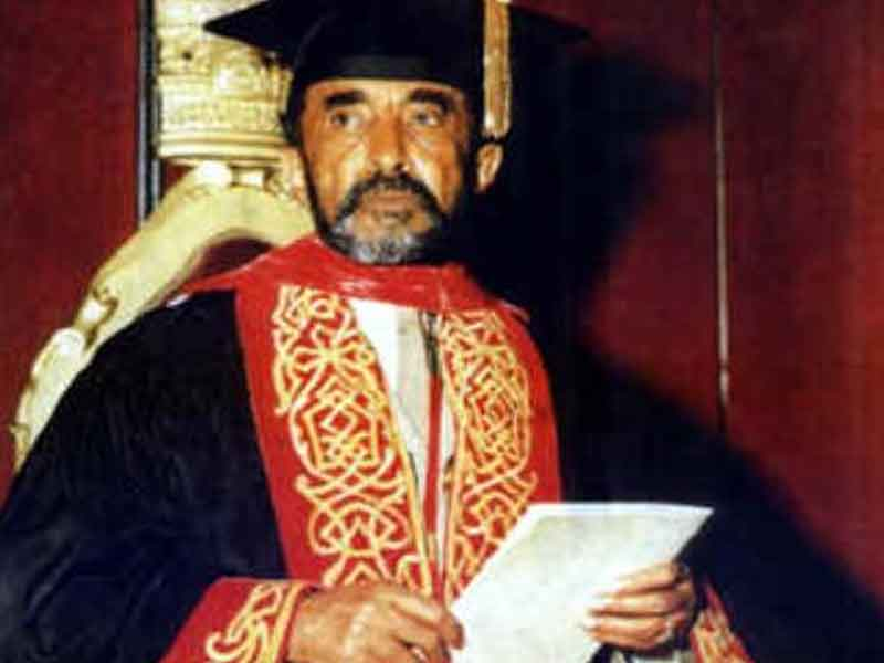 Speech:  Convocation of Haile Selassie I University