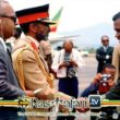 H.I.M visits Trinidad and Tobago for the first time