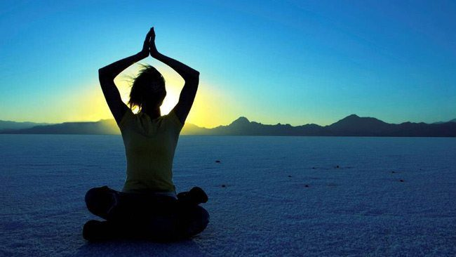 A Peaceful Lifestyle Promotes Better Health – Step 1