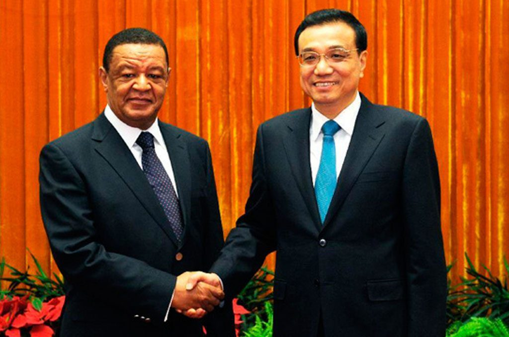 Chinese premier vows closer cooperation with Ethiopia