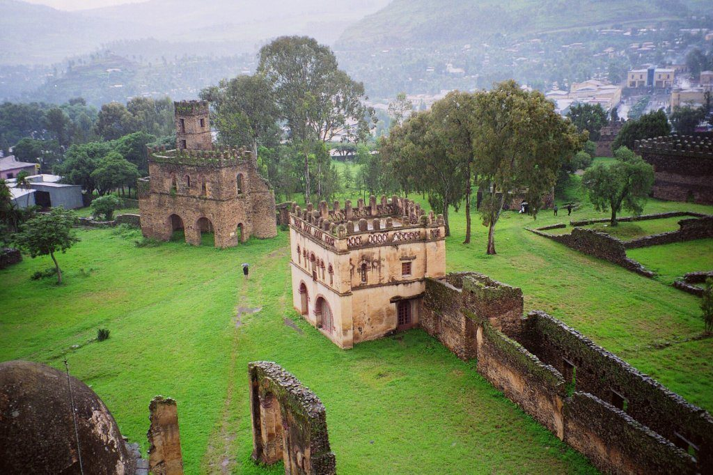 The lost castles of Ethiopia
