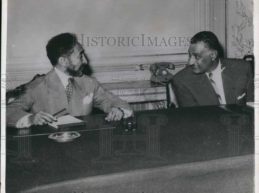1959 September 9, Haile Selassie I Interview by Yugoslav Press