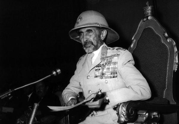 H.I.M. Emperor Haile Selassie I's speech on Work