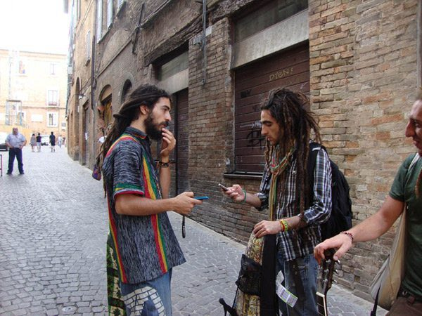 Selassie laughs last: Rastafari grows amongst Italian youth
