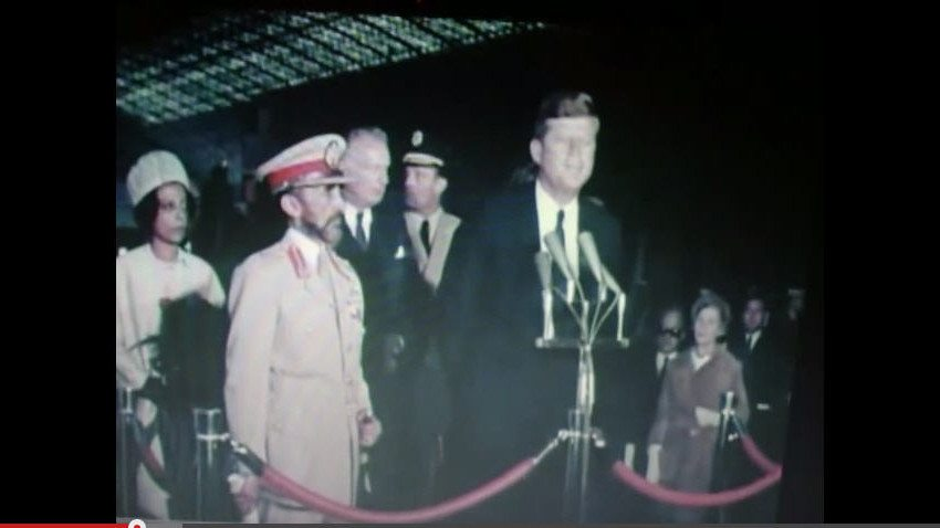 1963, October 1 | H.I.M Haile Selassie I Return Visit To The United States