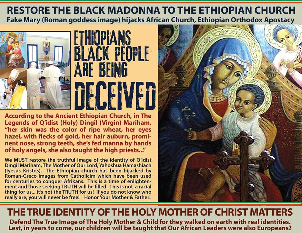 Black Mother of Christ