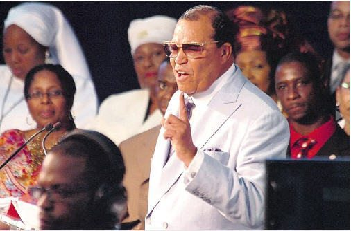 Farrakhan says Jamaica has let national heroes down