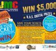 Indie Artists – WIN! R.A.S & Jamaica Music Conference $5000 Media & Branding Development Raffle
