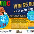 Indie Artists - WIN! R.A.S & Jamaica Music Conference $5000 Media & Branding Development Raffle