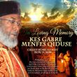 Memorial: Beloved Qes Gabre Menfes Qiduse  | Nov. 9, 2014