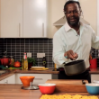 """Cookery for Students"" - Levi Roots - The Dragon Slayer Cooking up Reggae Reggae Rasta Pasta"