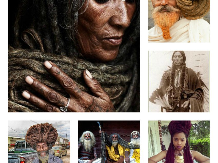 The Spiritual Benefits and Relation Between Long Hair & Extrasensory Perception & Connection to The Divine