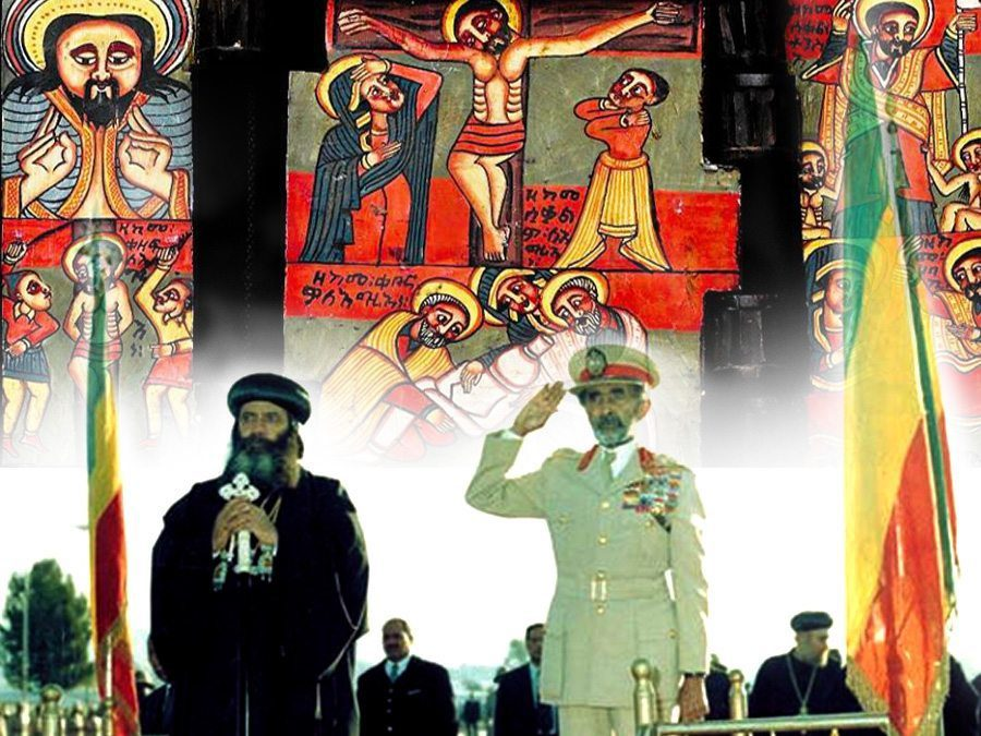 H.I.M. Emperor Haile Selassie I Say Look To Christ!  Rasta, Stop The Out of Order, Anti-Christ Preaching!
