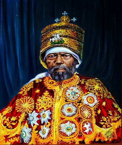 Emperor Menelik II of Ethiopia gained victory of Italian invaders