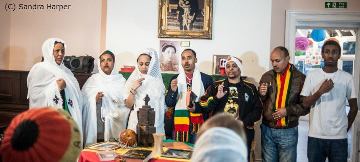 Ethiopian photo exhibition takes Bath's Fairfield House back to its roots as Haile Selassie's home