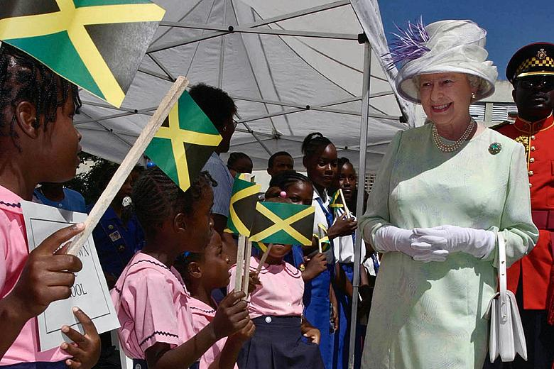 Barbados, Jamaica To Lead Caribbean Nations Seeking To Drop Queen Elizabeth As Their Head of State