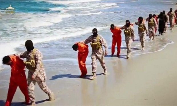 ISIL/ISIS claims massacre of Ethiopian Christians in Libya
