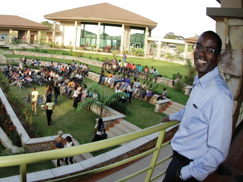 Patrick Awuah – Millionaire Who Quit Microsoft To Educate Africa's Future Leaders!