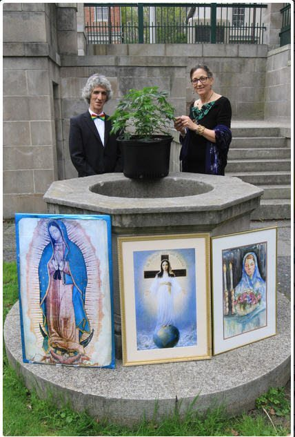 Church that uses marijuana to conduct service at Roger Williams National Memorial