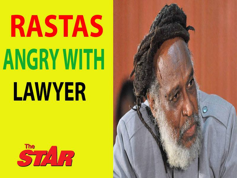 Rastas Angry With Lawyer Miguel Lorne For Defending Accused Child Molestor