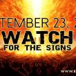 Judgment? Sept. 23, 2015, Blood Moon, Hebrew Day of Atonement, Pope's Visit, Comet!