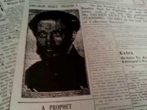 His Imperial Majesty reflected in the True Light