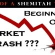 Shemitah, end of Jewish calendar cycle, spooks markets