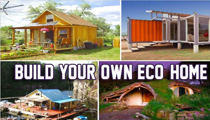 How to build a dirt cheap off grid house off the grid news for How to build a cheap house on your own