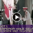 1963, Oct. 1: H.I.M. Haile Selassie I Second State Visit to United States