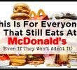Alledged Sacrificed Human Meat Found in McDonalds & Proof of Their Satanic Bloodline