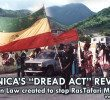 "Dominica's ""The Dread Act"" Revisited aimed to stem the spread the Rastafarian movement"