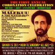 1st Annual RasTafari Celebration to benefit Haile Selassie I High School, JA