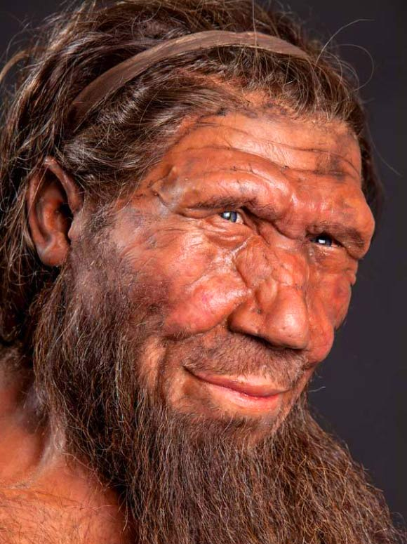 neanderthal2 Genetic Fact: People born in Africa are 100% Pure Human, the rest has some Neanderthal blood