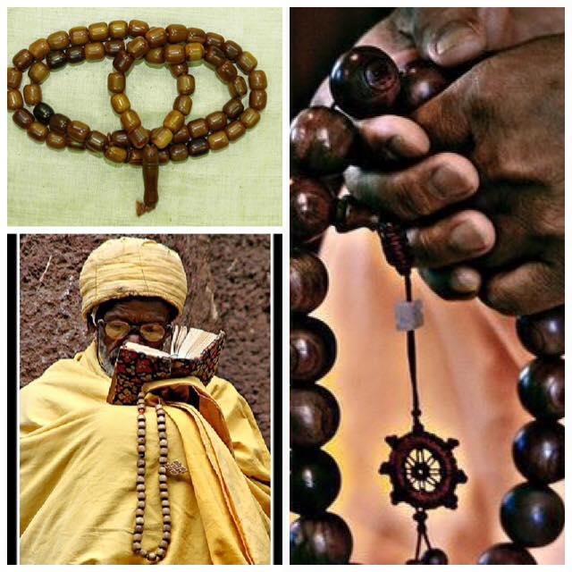 Quick Fact: The Ethiopian Tewahdo prayer beads Mequteria መቁጠሪያ