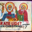 Ethiopian/Coptic Nativity-Christ-mas is Celebrated January 7 and is Known as Lidet or Genna