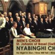 Men's Choir St. Johann of Basel (Switzerland) Performs 3 Nyabinghi Chants