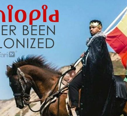 Ethiopia – Never Been Colonized