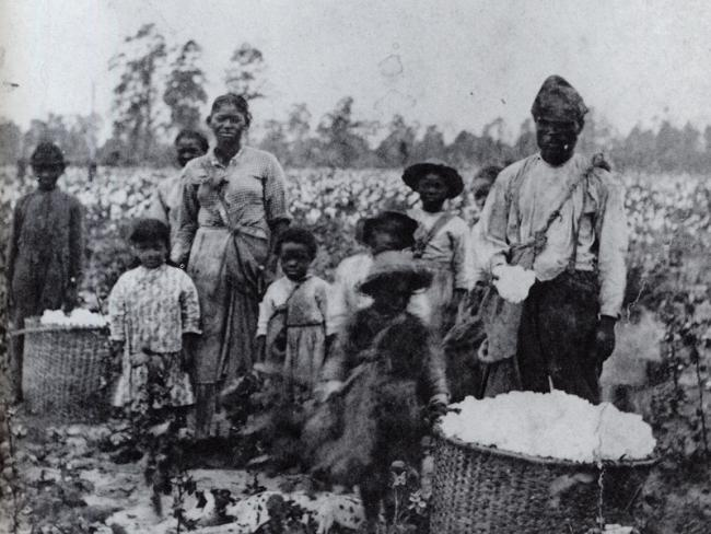 Often, the plantation owner would entertain his friends by forcing the  enslaved Blacks to have orgies–multiple pairings having sex in front of  them.