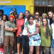 RasTafari TV in Service to Haile Selassie High School for Makeover & Organic Garden