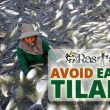 Here's Why You Should Never Eat Farm Raised Tilapia Again