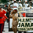 1966, April 21: H.I.M. Haile Selassie I State Visit to Jamaica + Photo Gallery