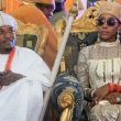 From factory worker to Queen: Nigerian King marries Jamaican woman as his queen