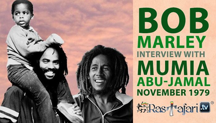 Bob Marley Interview with Mumia Abu-Jamal, November 1979